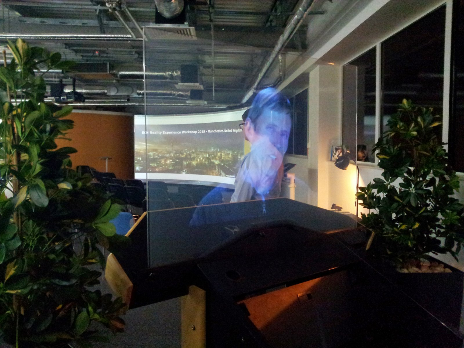 Holographic Projection
